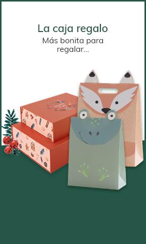 La caja regalo: Más bonita para regalar...